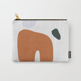 Shape Study #5 - Boulders Carry-All Pouch
