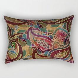 Paisley 2 Rectangular Pillow