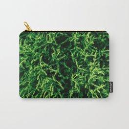 Botanical Gardens Evergreen #939 Carry-All Pouch