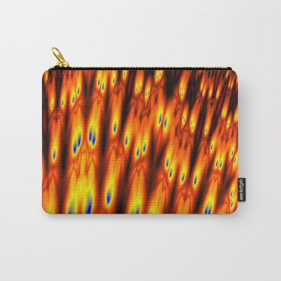 firebodies with blue eyes Carry-All Pouch
