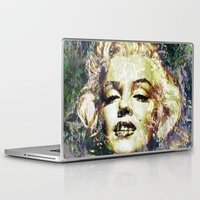 marilyn Laptop & iPad Skins featuring MARILYN by Vonis