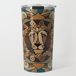 MandaLion Travel Mug