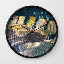 Lounge #1 Wall Clock