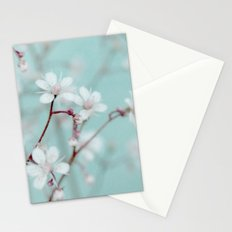 rêve floral Stationery Cards