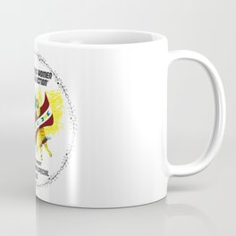 """Empowering Women Through Action"" Coffee Mug"