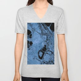 Wonderful Splatter B Unisex V-Neck