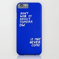 NOWORRIES Slim Case iPhone 6s