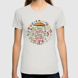 Mexico - Siesta Fiesta - light T-shirt