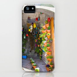 The Enchantress' House iPhone Case