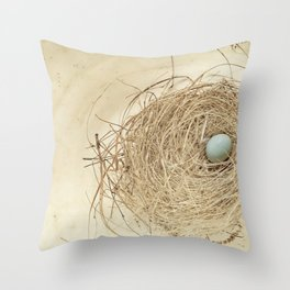 Petit Nest Throw Pillow