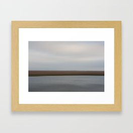 Movement in Nature X Framed Art Print