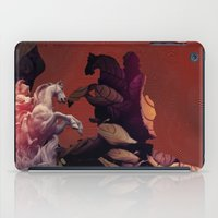 heroes iPad Cases featuring Heroes by infloence