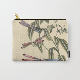 Dragonflies (A Study) Carry-All Pouch