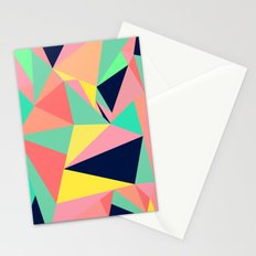 HARDLY FALLING Stationery Cards