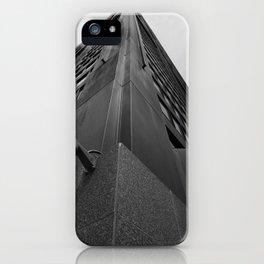 Hancock Corner iPhone Case