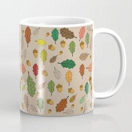 Oak pattern Coffee Mug