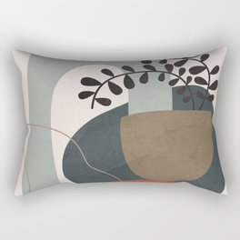 Abstract Elements 14 Rectangular Pillow