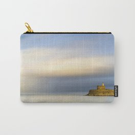 Mandraki harbour of Rhodes Greece Carry-All Pouch