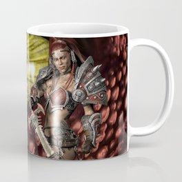 Barbarus Draconis Coffee Mug