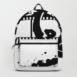 Badass Art Studio Logo Backpack