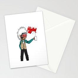 Chibi Godot Stationery Cards
