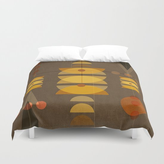 Geometric/Abstract 4 Duvet Cover
