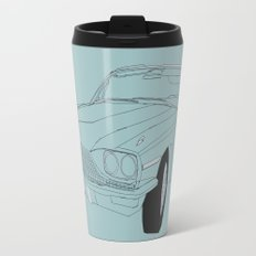 1966 Ford Thunderbird Travel Mug
