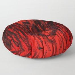 Birth of Oblivion Floor Pillow