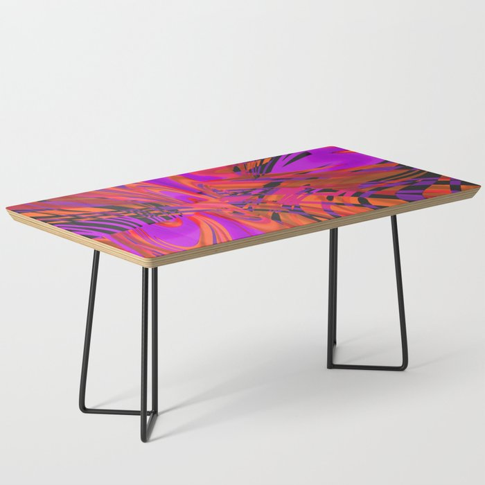 Fusion Of Sound Coffee Table By Dawnthompson11