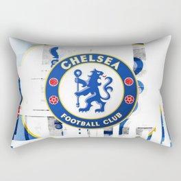 chelsea fc Rectangular Pillow