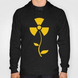 Radioactive flower Yellow design Hoody