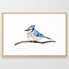 Blue by Teresa Thompson Framed Art Print