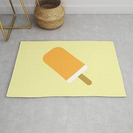 Creamsicle  Rug