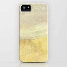 Impressions from Skye II iPhone Case