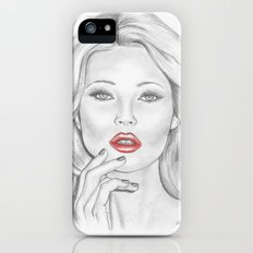 Kate Moss Slim Case iPhone (5, 5s)