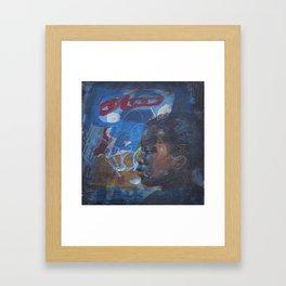 Swazi Art 11 Framed Art Print