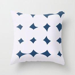 Large Spot Pattern Throw Pillow