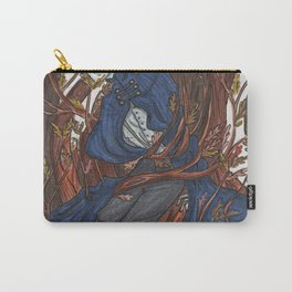 Wirt in the Edelwoods Carry-All Pouch