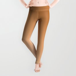 Soft Tan Gradient Leggings