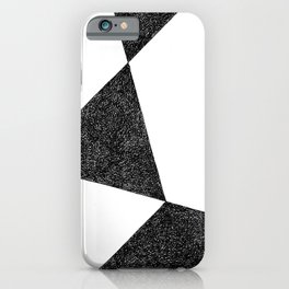 GEOMETRIC DRAWING 9 iPhone Case