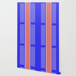 USA Flag Abstract Stars And Stripes Wallpaper