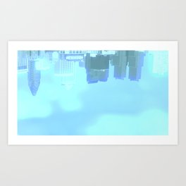 Fly: Look At The Sky Art Print
