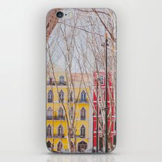Colourful Street iPhone & iPod Skin