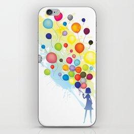 Sky_High iPhone Skin