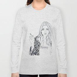 Kate M. X Supreme Long Sleeve T-shirt