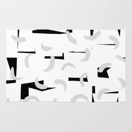 Painted Shapes Rug