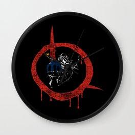 Link for vendetta Wall Clock
