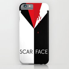 Scarface Minimalist Movie Poster iPhone 6s Slim Case