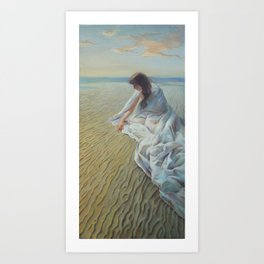"""""""The Touch"""" Art Print"""