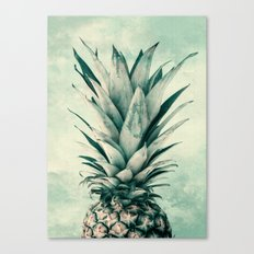 Pineaple 9a Canvas Print